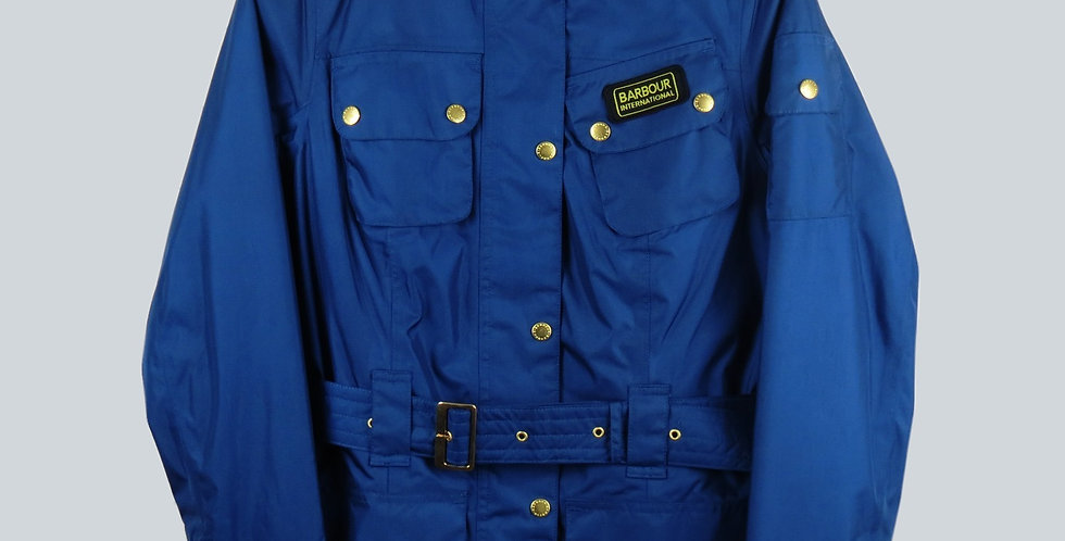 Barbour Rainbow International Jacket Navy