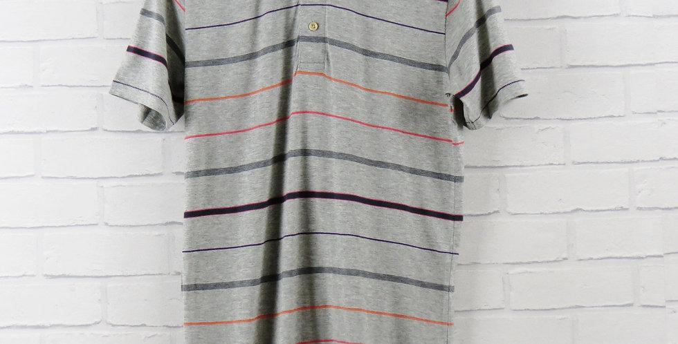 Paul Smith Grey Stripe Polo