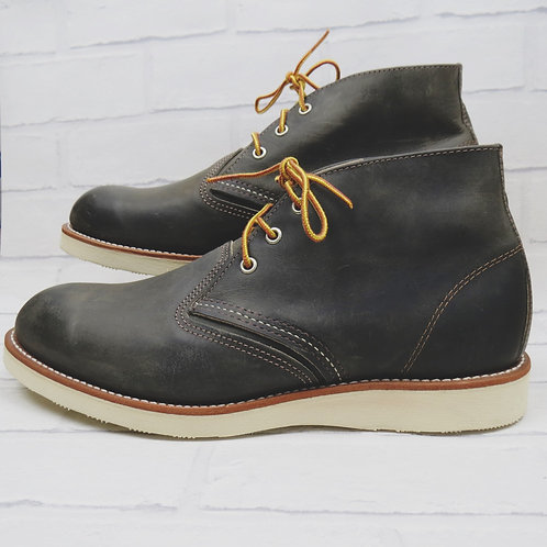 Red Wing Charcoal Chukka Boot