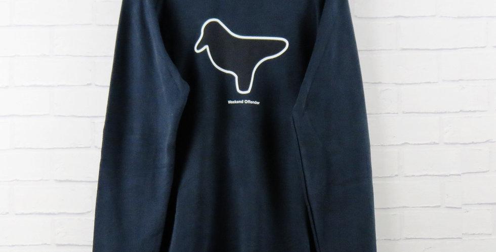 Weekend Offender Navy Dove Sweatshirt