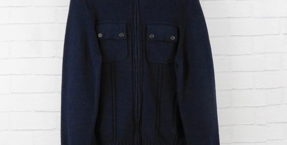 Belstaff Navy Cardigan