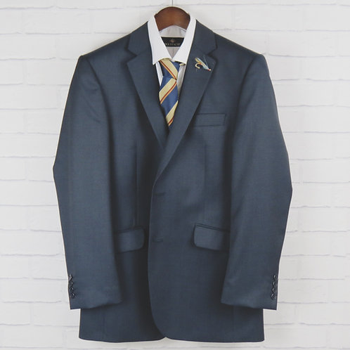 Dark Navy Suit Blazer