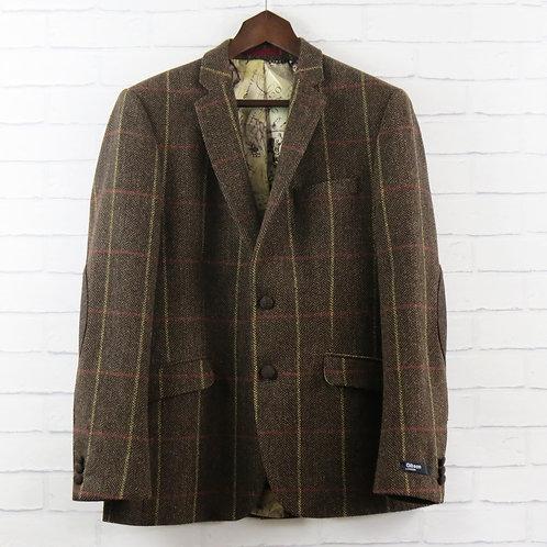 Gibson Brown Tweed Jacket