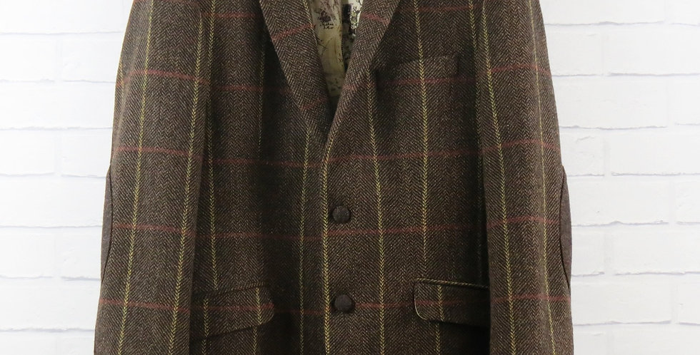 Gibson Brown Tweed Jacket