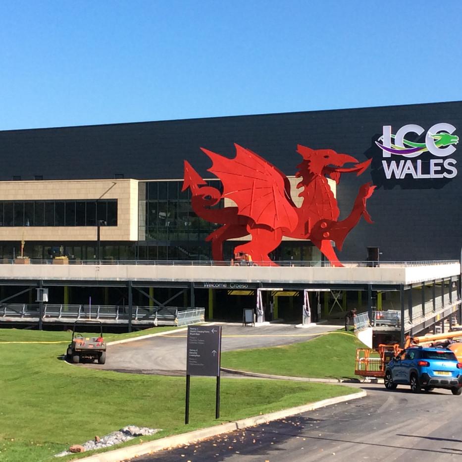 International Conference Centre, Newport 2019