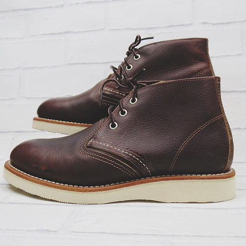 Red Wing Chukka Brown