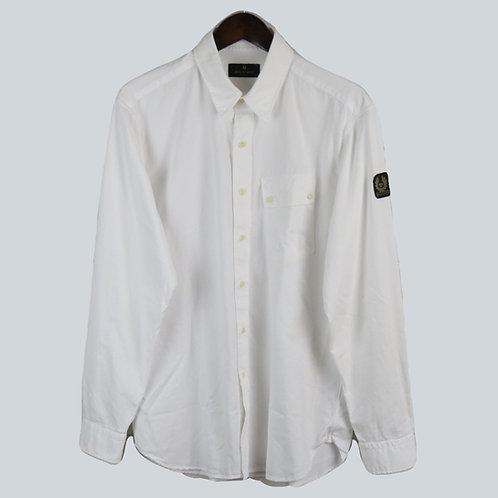 Belstaff Pitch Shirt White