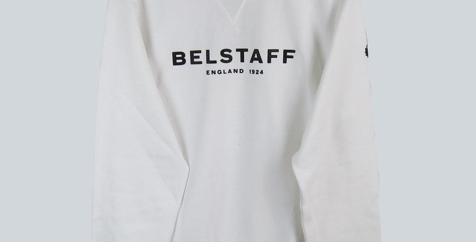Belstaff Classic 1924 Sweatshirt White