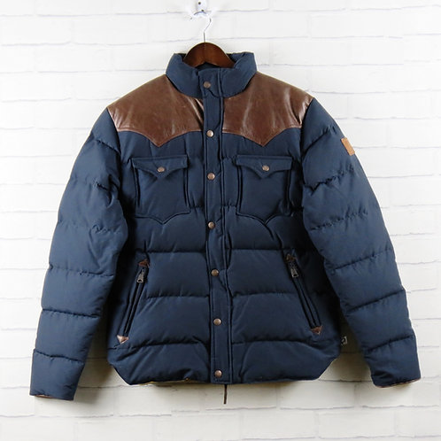 Penfield Navy Stapleton Jacket