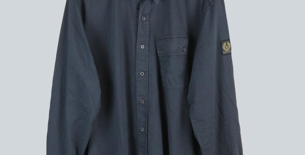 Belstaff Pitch Shirt Navy