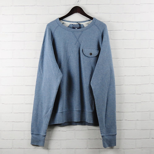 Penfield Dodson Blue Sweatshirt
