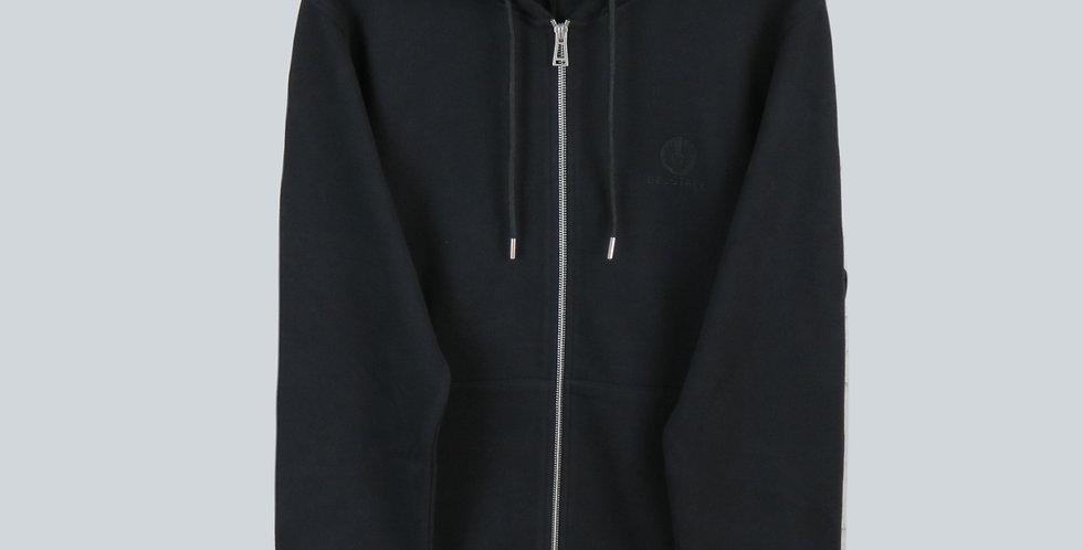 Belstaff Classic hooded Sweatshirt Black