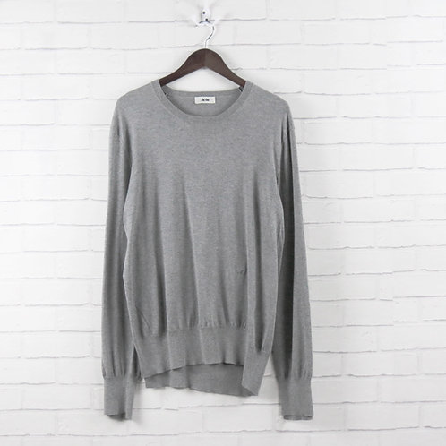 Acne Atlas O Grey Sweater