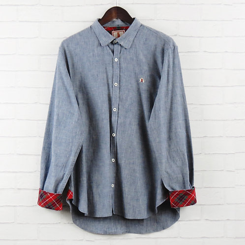 Baracuta Chambray Shirt