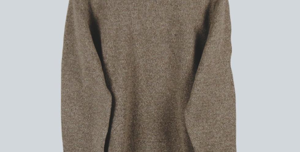 Barbour Tisbury Crew Sweater - Sand