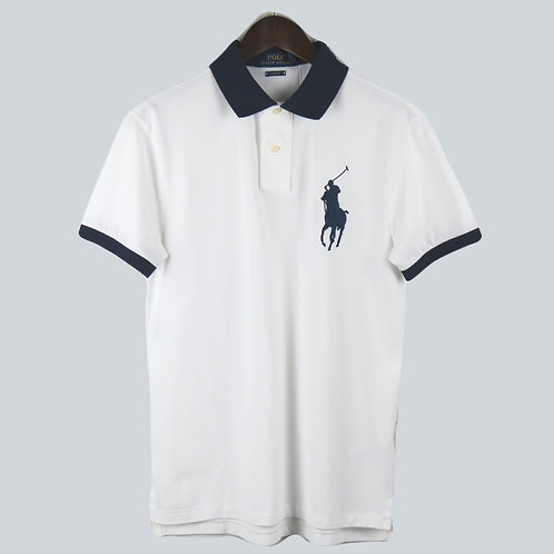 Polo Ralph Lauren Large Pony Polo White