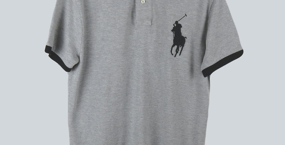 Polo Ralph Lauren Large Pony Polo Grey