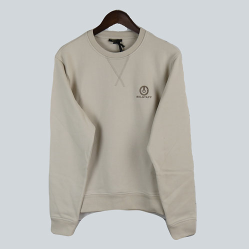Belstaff Classic Sweatshirt Stone
