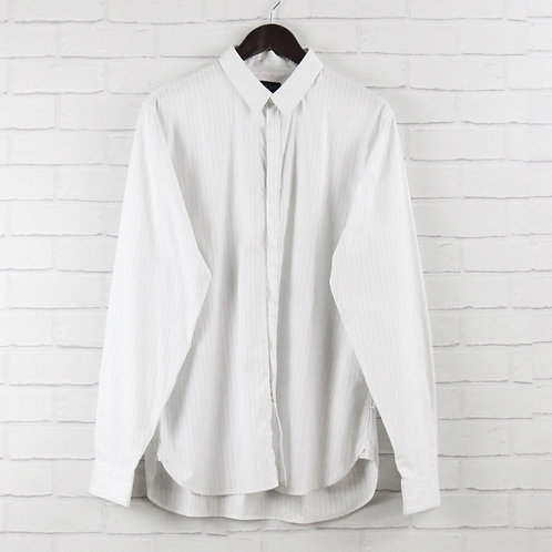 Paul Smith White Stripe Shirt