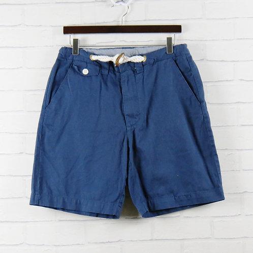 Penfield Navy Shorts