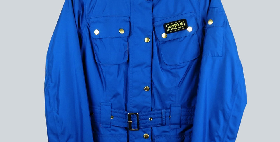 Barbour Rainbow International Jacket Blue