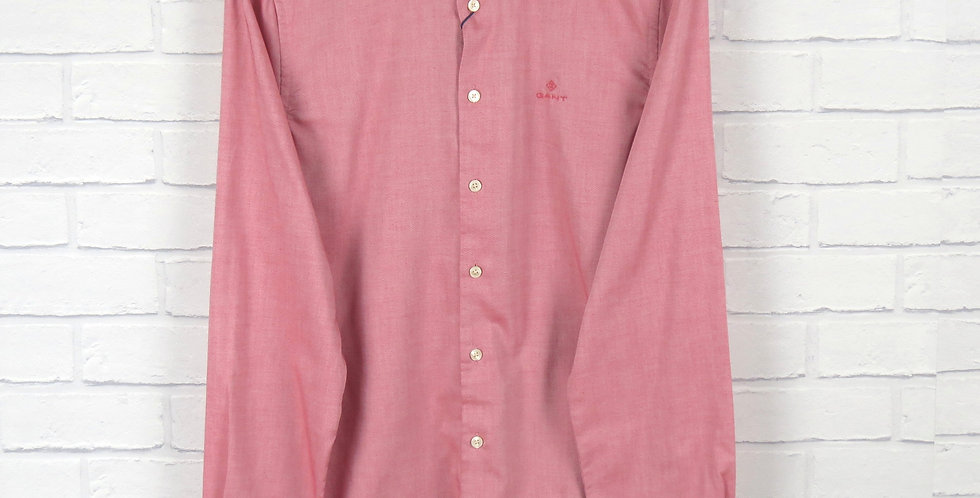 Gant Tech Prep Oxford Shirt Pink