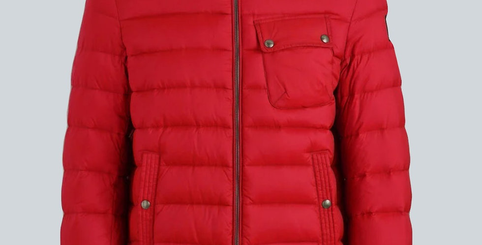 Belstaff Streamline Puffa Red