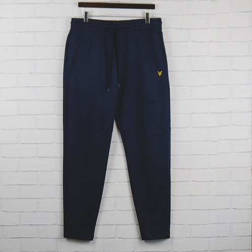 Lyle and Scott Navy Track Bottoms