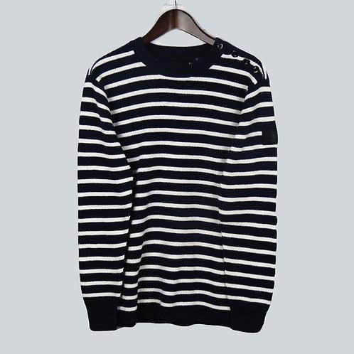 G-Star RAW Dadin Breton Cotton Sweater