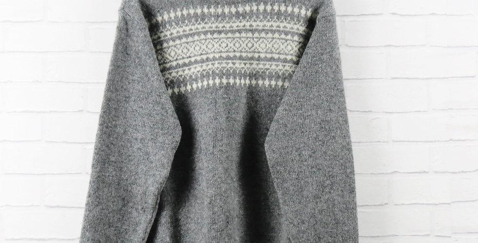 YMC Grey Snow Sweater