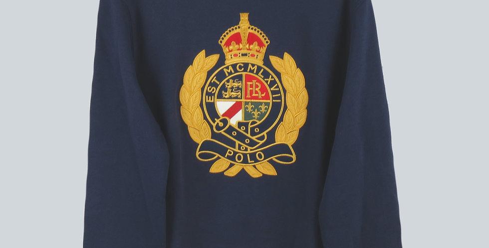 Polo Ralph Lauren M Yale Navy Knitted Sweatshirt