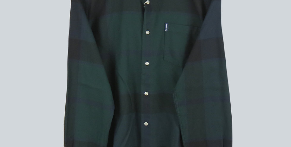 Barbour Wetheram Shirt Black Watch Tartan