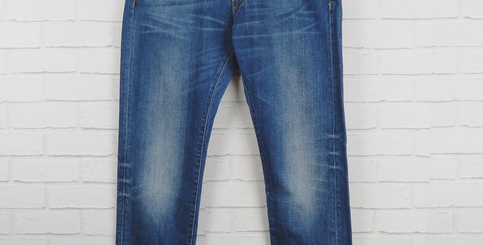Edwin ED-55 11.75oz Mid Wash Denim