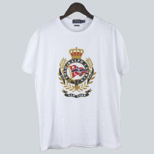 Polo Ralph Lauren M Newport T-Shirt White