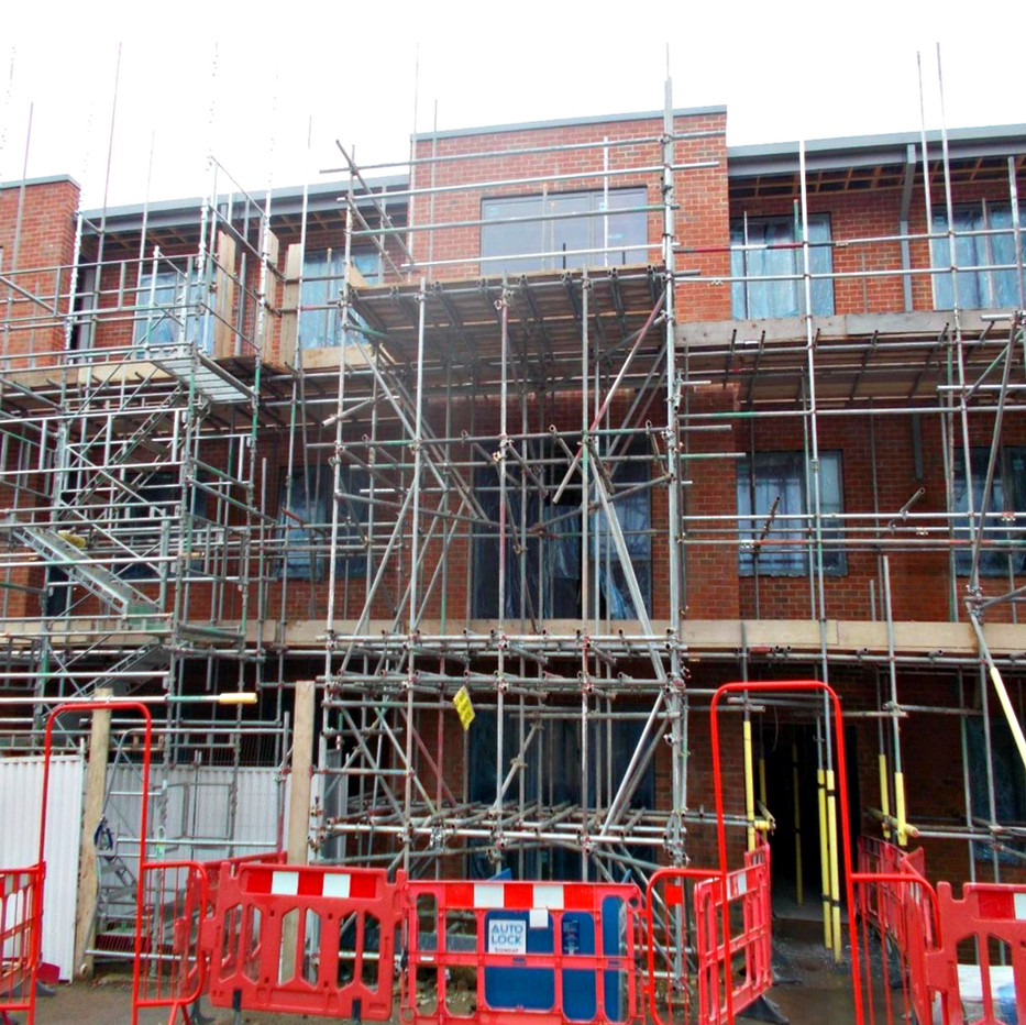 Kier Living, Swansea, Kier Living and Safety & Access, 2017