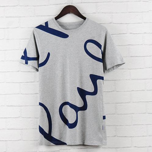 Paul Smith Grey Signature T-Shirt