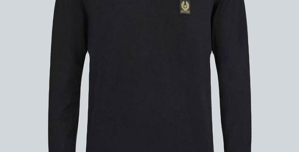 Belstaff L/S T-Shirt Black