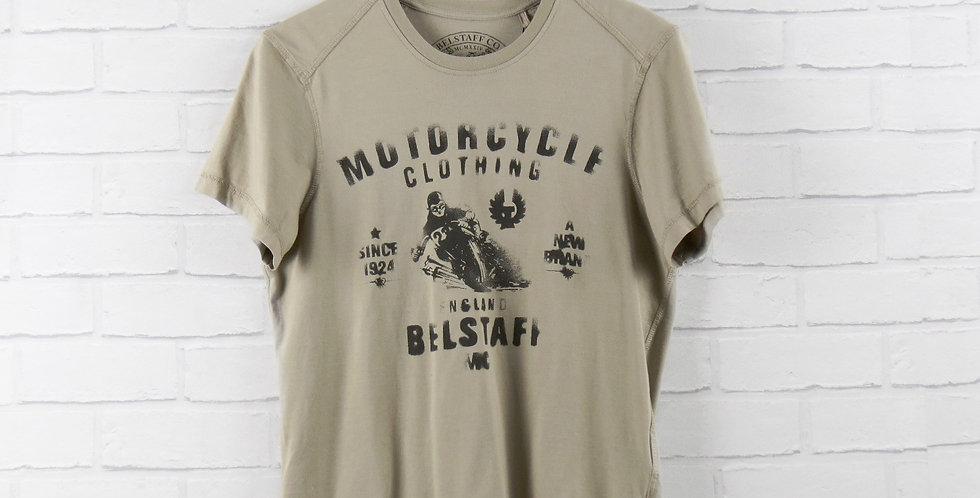 Belstaff Speed Light Khaki T-Shirt