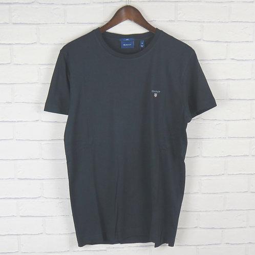 Gant Black T-Shirt