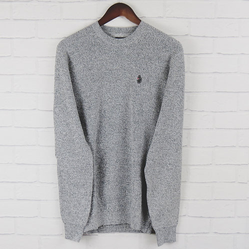 Luke 1977 Grey Easy Now Sweater/Scarf