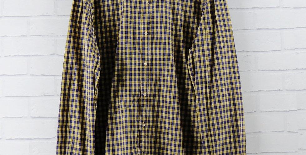 Paul Smith Yellow Check Shirt