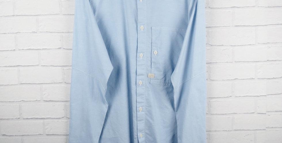 G-Star Raw Blue Oxford Shirt