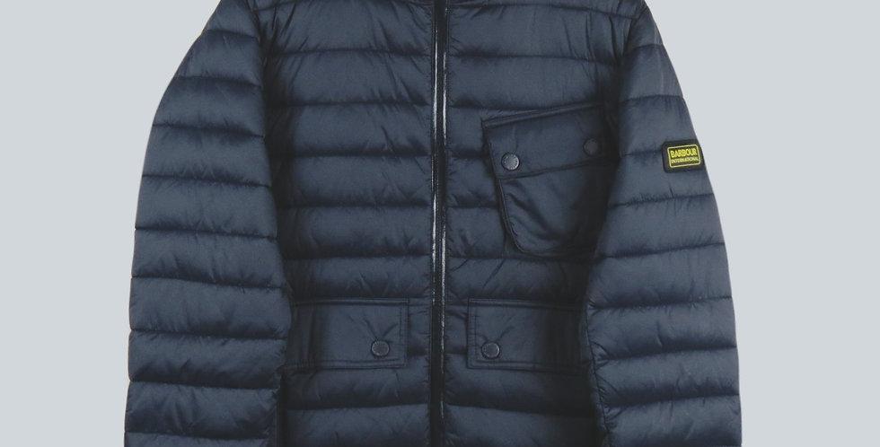 Barbour Navy Ouston Puffa Jacket