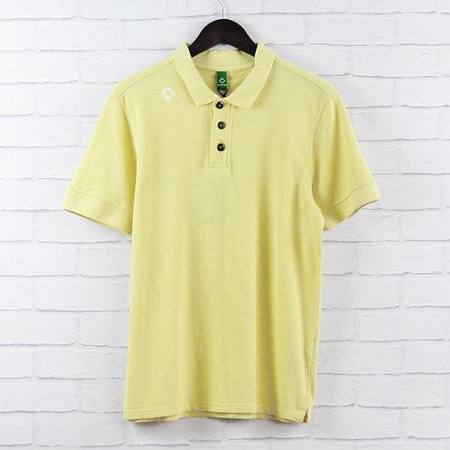 MA.STRUM Yellow Polo