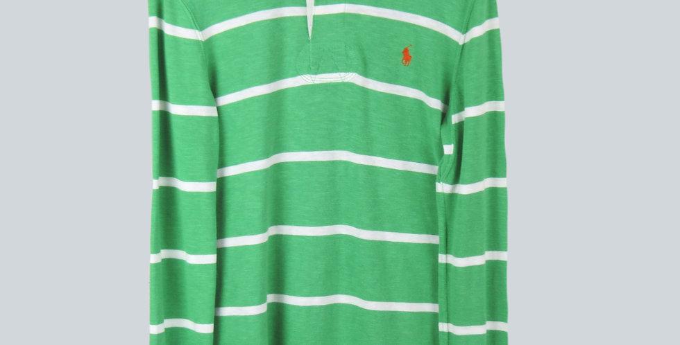 Polo Ralph Lauren Green Rugby Jersey