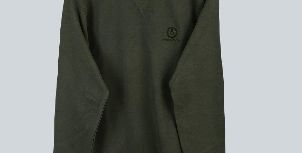 Belstaff Classic Sweatshirt Khaki