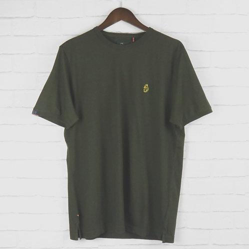 Luke 1977 Dark Khaki Traffs T-Shirt