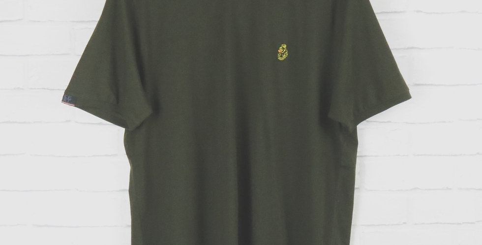 Luke 1977 Dark Khaki Traffs T-Shirt