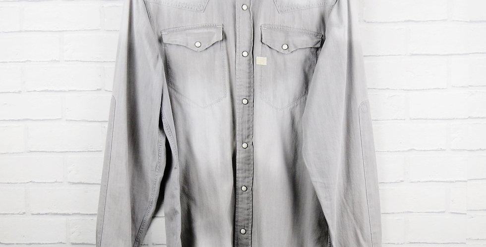 G-Star Raw Grey Western Shirt