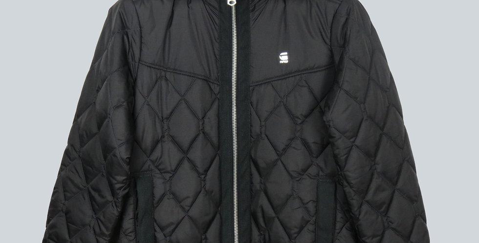 G-Star RAW Utility Quilt Jacket Dark Grey